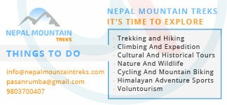 Nepal Mountain Treks
