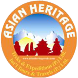 Asian Heritage Intl. Tours and Travels Pvt. Ltd.
